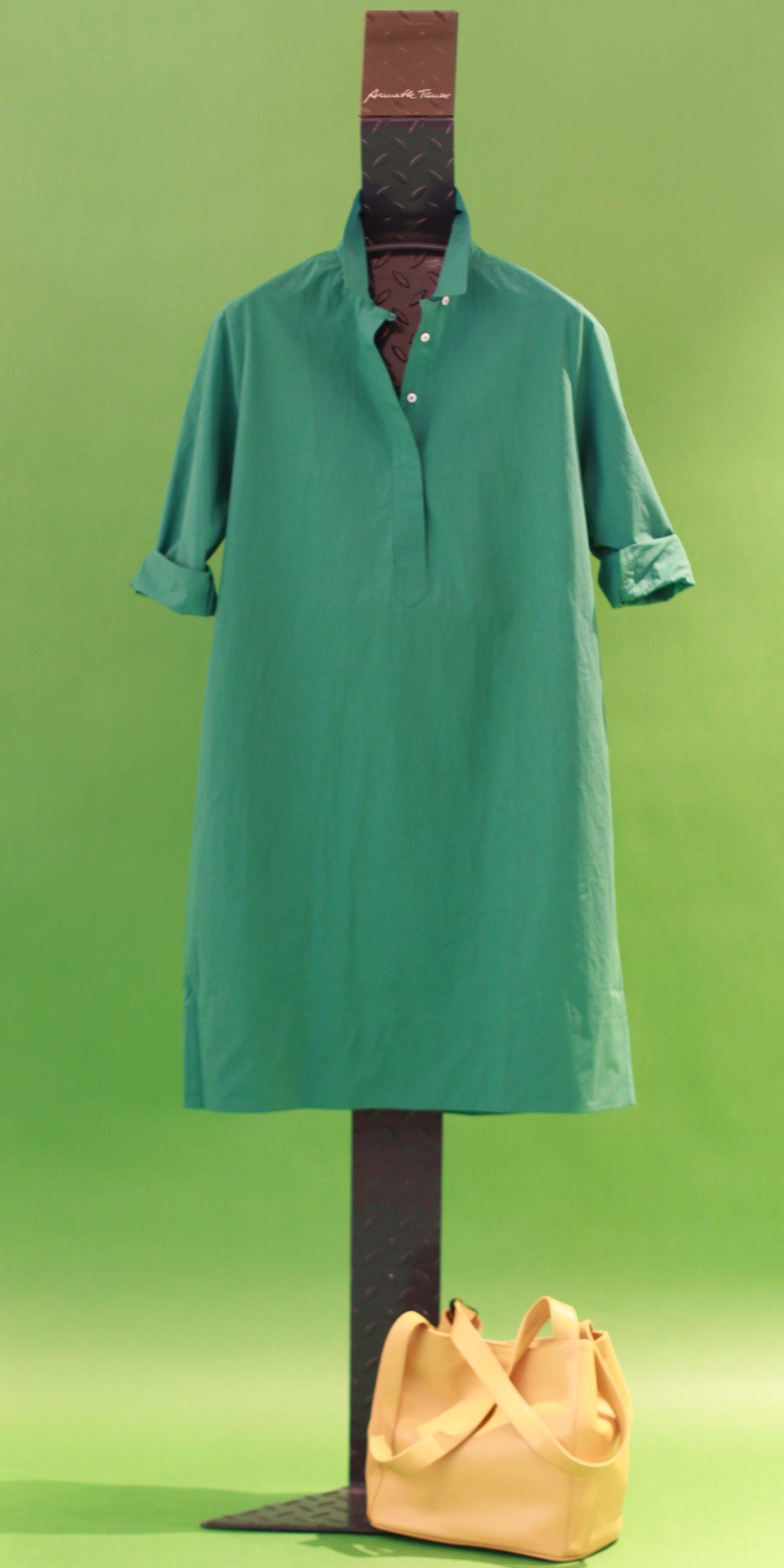 Hemdblusenkleid Baumwolle Rossana Diva